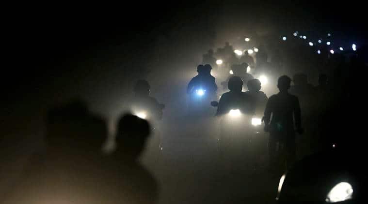 delhi pollution, delhi smog, odd-even scheme, NGT, Arvind Kejriwal. indian express