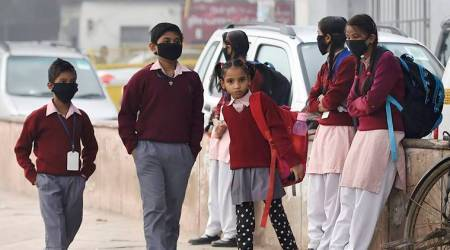AIIMS to give sensors to school kids to monitor their air pollution exposure