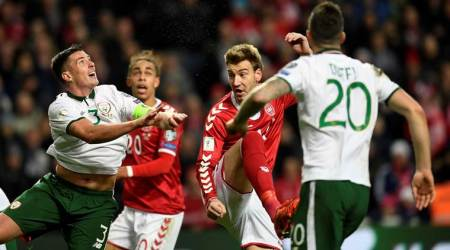 Denmark, Ireland draw 0-0 in lackluster World Cup playoff