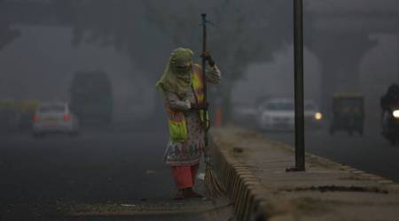 Delhi air pollution, Delhi, Indian Medical Association, Delhi pollution, Delhi schools, Delhi smog, Arvind Kejriwal, Delhi news, Indian Express