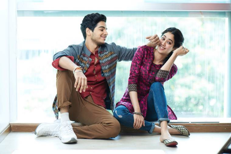 Janhvi Kapoor and Ishaan Khatter are debuting with Dhadak.