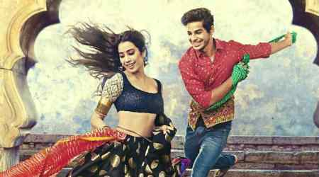 dhadak starring sridevi daughter janhvi kapoor and ishan khatter