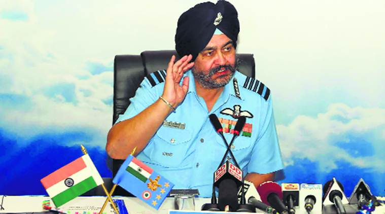 rafale deal, rafale aircraft deal, rafale fighter jets, indian air force, iaf chief, B S Dhanoa