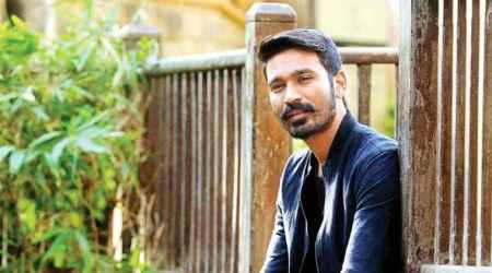 Dhanush shares some fond memories from the sets of Vada Chennai. See photo