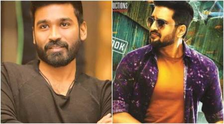 Dhanush to launch Simbu's music album for Santhanam's Sakka Podu Podu Raja