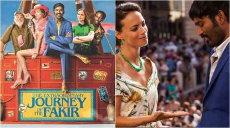 First look of Dhanush's international film The Extraordinary Journey of The Fakir will pique your interest
