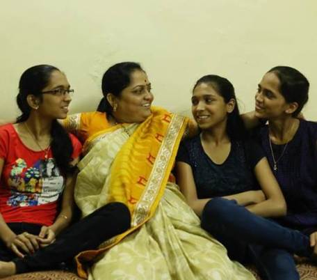 Police constable was a doting dad to three daughters, they now want to be more likehim