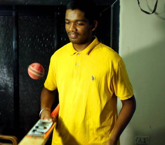 Cricket was a distraction when he lost his dad; 15-year-old now wants to play forIndia