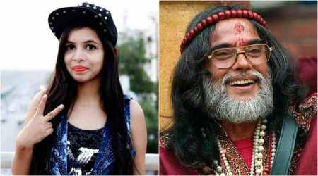 Stop blaming Dhinchak Pooja! Selfie Maine Le Li Aaj was written by Swami Om and he proudly admits it. Watch video