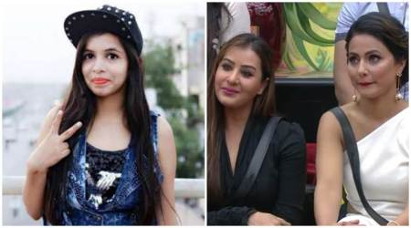 Bigg Boss 11 evicted contestant Dhinchak Pooja: Hina Khan, Hiten Tejwani, Shilpa Shinde and Priyank Sharma are masters of the game