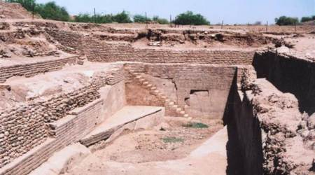 Indus civilisation did not develop around flowing river: Research