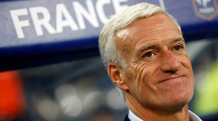 Didier Deschamps, Didier Deschamps France, World Cup 2018, FIFA, FIFA World Cup 2018, sports news, football, Indian Express