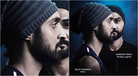 Sandeep Singh biopic teaser poster proves why Diljit Dosanjh is the best choice, see photo
