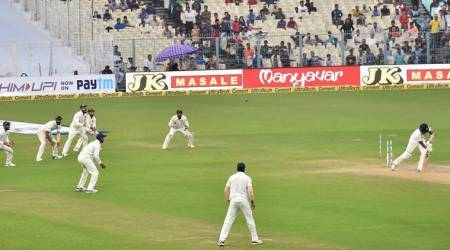 India vs Sri Lanka, 1st Test: Team India shine bright in fading light