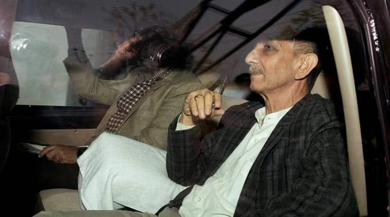 Dineshwar Sharma, omar Abdullah, Kashmir, Jammu Kashmir, Kashmir interlocutor, Centre representative in Kashmir, Dineshwar Sharma Jammu kashmir, indian express