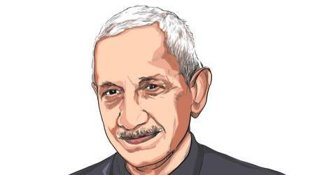Dineshwar Sharma, Kashmir interlocutor, Centre, BJP, India news, Express online
