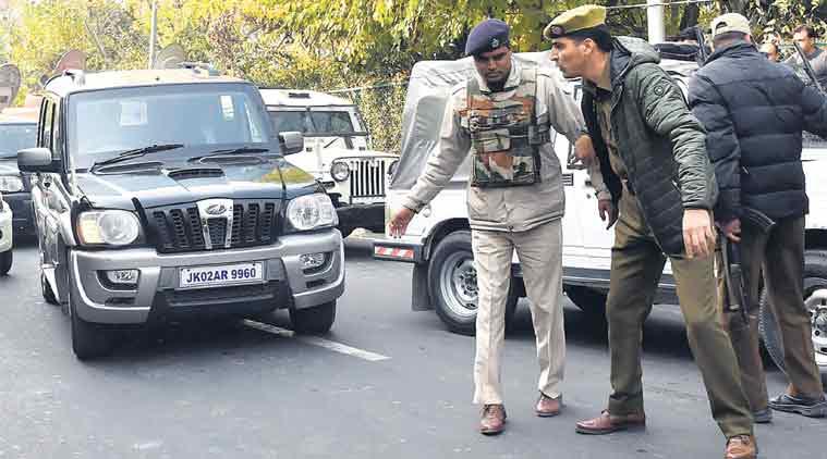 dineshwar sharma, kashmir interlocutor, kashmir, jammu and kashmir, hurriyat, separatist, kashmir talks, rajnath singh, Narendra Modi, mehbooba mufti, z clas security for dineshwar sharma, express news, india news