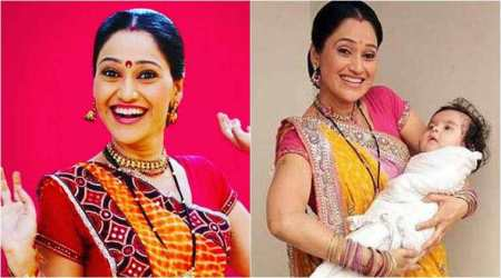 Taarak Mehta Ka Ooltah Chashmah actor Disha Vakani blessed with a baby girl