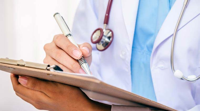 Indian doctors, Doctor consultations, Doctor care, Global study on doctors, India news, Indian Express