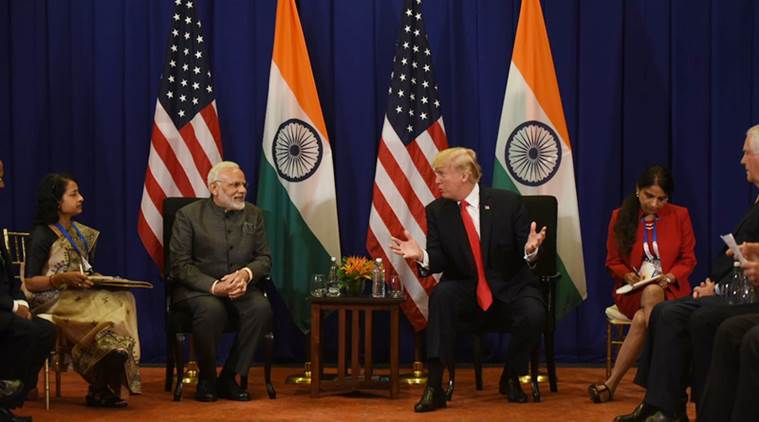 ASEAN Summit, ASEAN Summit live updates, Narendra Modi, Modi at ASEAN, Donald Trump, Modi Trump meeting, modi trump asean, US, India, China, Pakistan