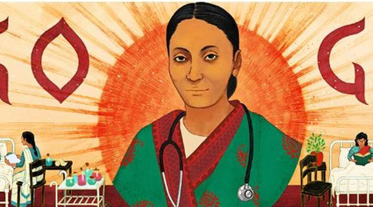 Google dedicates doodle to Rukhmabai Raut, India's first female practising doctor