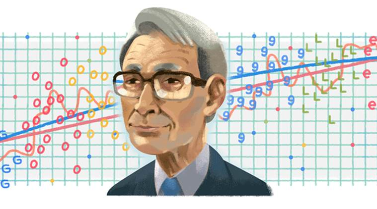 Hirotugu Akaike, who is Hirotugu Akaike, Google doodle, Japanese statistician, Akaike information criterion