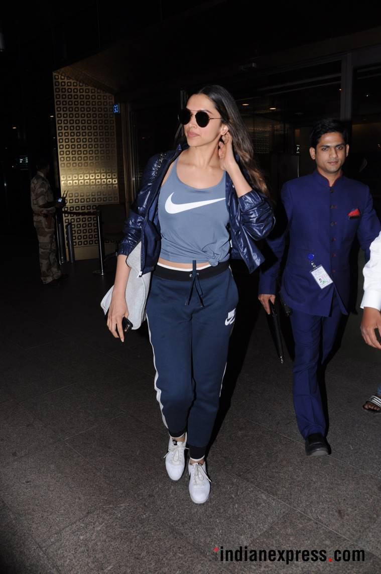 Deepika Padukone S Athleisure Outfit Will Totally Inspire