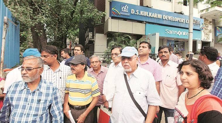 DSK, Pune realty, Pune realty group, DSK group, Pune investors, Pune news