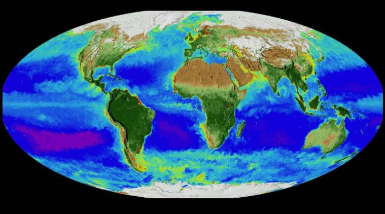 NASA scientists have compiled a captivating video that maps how the Earth's surface has changed over a span of 20 years, using data from various satellites