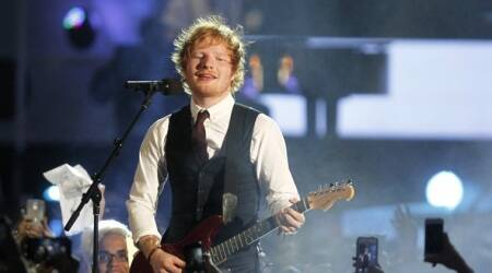 Ed Sheeran, Ed Sheeran music, Ed Sheeran songs, Ed Sheeran concert in India, Ed Sheeran fashion, indian express, indian express news