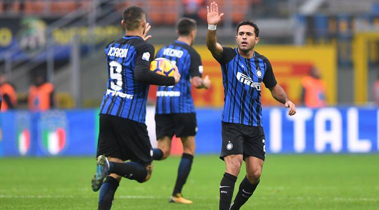 Eder, Inter Milan vs Torino, Inter Milan, Serie A, Football news, Indian Express