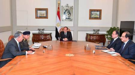 Egypt President gives forces three months to restoreSinai