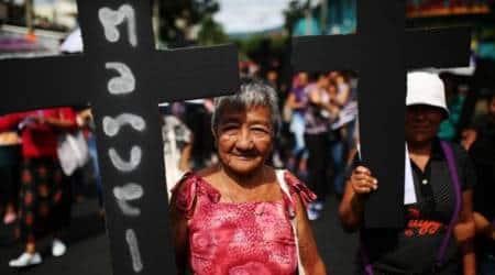 U.N. calls on El Salvador to stop jailing women forabortion
