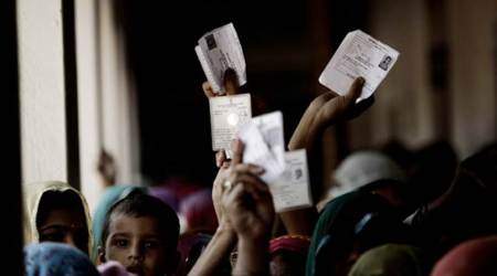 Women outnumber men on final voters' list of Meghalaya