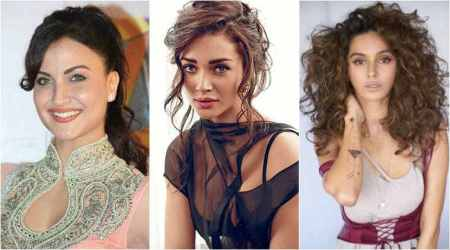 Elli AvrRam and Shibani Dandekar replace Amy Jackson in the southern remake of Kangana Ranaut's Queen