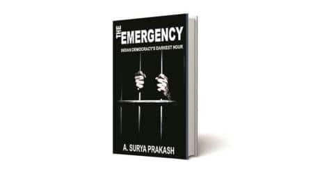 The Emergency, Emergency book review, Surya Prakash, Book on emergency