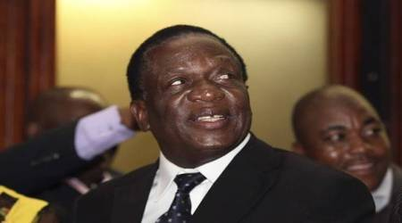 "Emmerson Mnangagwa, the ""Crocodile,"" sworn in as Zimbabwe president"