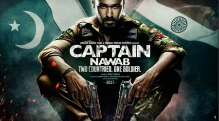 Emraan Hashmi begins shooting for his next film titled Captain Nawab