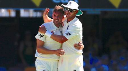 Ashes 2017 Australia vs England 1st Test Day 2: Australia 165/4 at Stumps