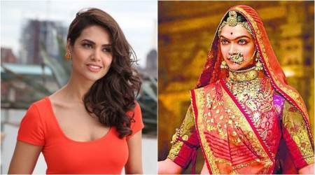 Padmavati controversy: They should focus on actual social issues, says Esha Gupta