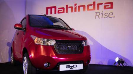 Ford, Mahindra partner for electronic vehicles, could create cars for Indianmarket