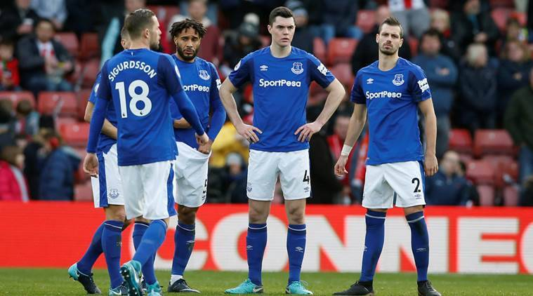 Everton, Everton manager, Everton matches, Everton defeates, Premier League, sports news, football, Indian Express