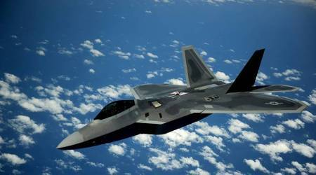 Vigilante Ace exercise: US to send F-22 jets to South Korea in show of force for Pyongyang