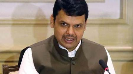 CM Devendra Fadnavis beating drums without sound, says Shiv Sena