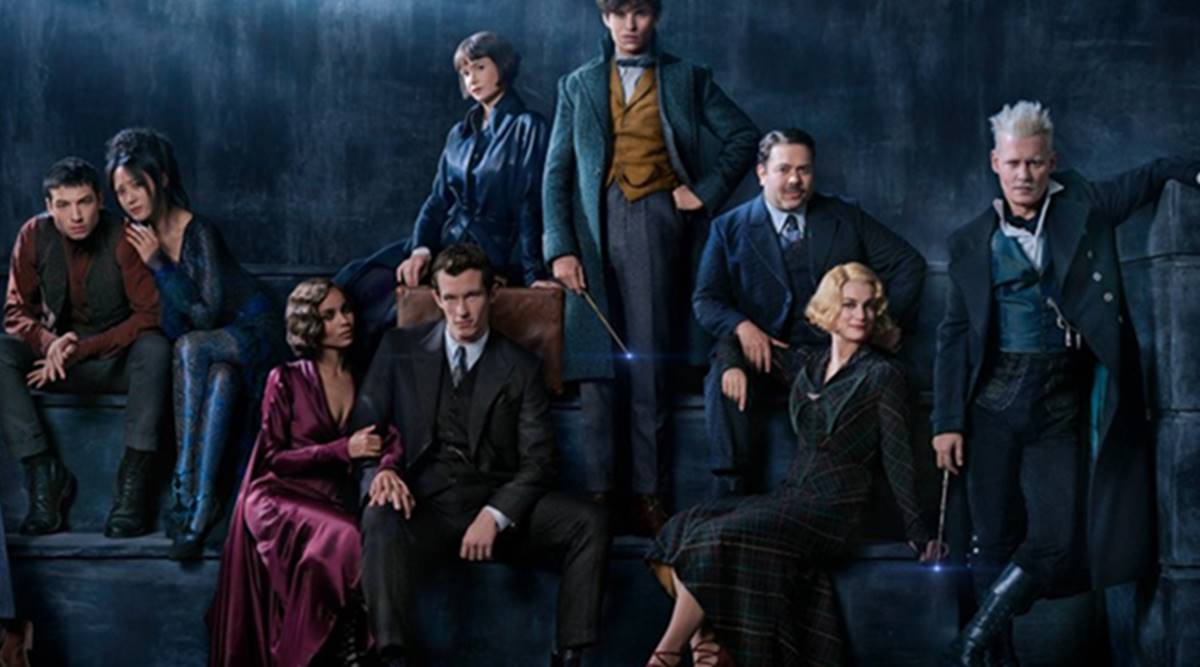 Here's Our First Look At Young Dumbledore In The Fantastic Beasts Sequel