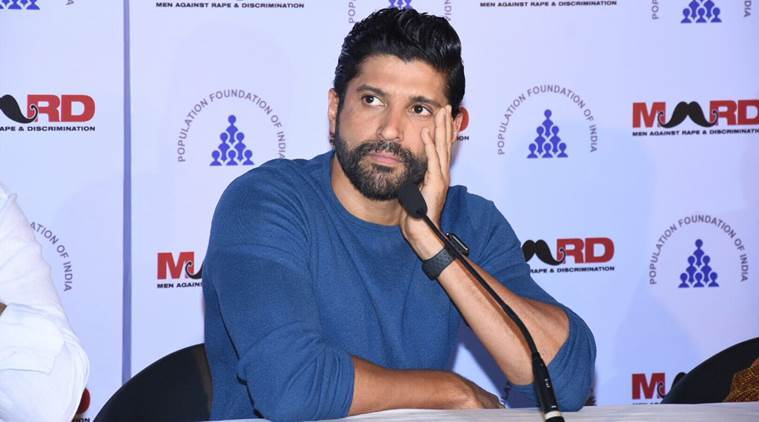 Farhan Akhtar, MARD,Farhan Akhtar MARD,Farhan Akhtar sexual harassment in film industry,sexual harassment,sexual harassment in Bollywood