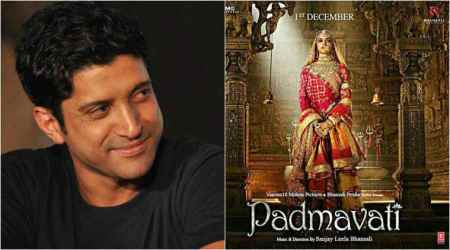 We should stop treating audiences as children: Farhan Akhtar on Padmavati, IFFI row