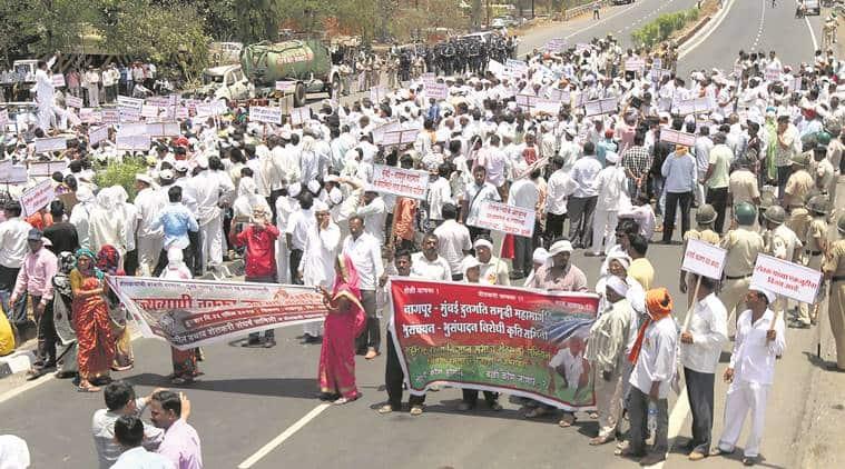 farm loan waiver, farmer protest, farm loan waiver maharashtra, demonetisation protest,maharashtra farmers,