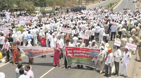 Maharashtra: Farmers' groups to resume protest from today