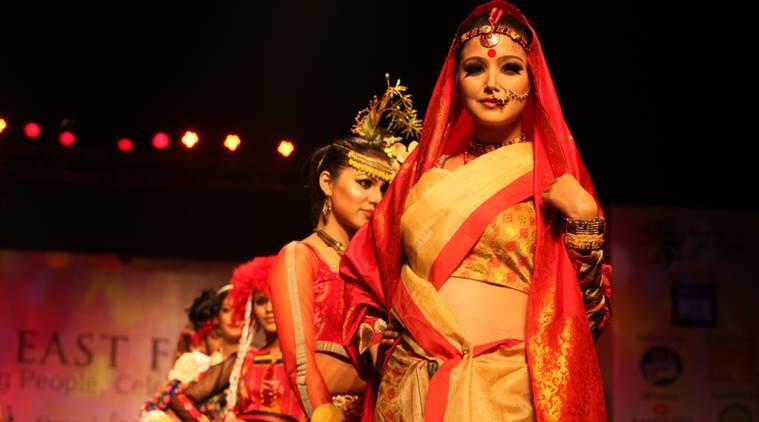 North east festival, north east, 5th edition of North East festival, north east food, north east fashion, north east rock music, north east festival in delhi, north east music, indian express, indian express news